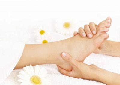 Thai fodmassage